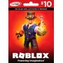 Tarjeta de juego Roblox 10 USD  (1000 Robux + premium)