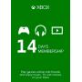 Suscripción Xbox ONE Live Gold 14 Dias (Cuentas Nuevas y Renovacion)